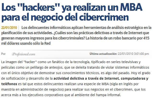 Noticias Hacker 1