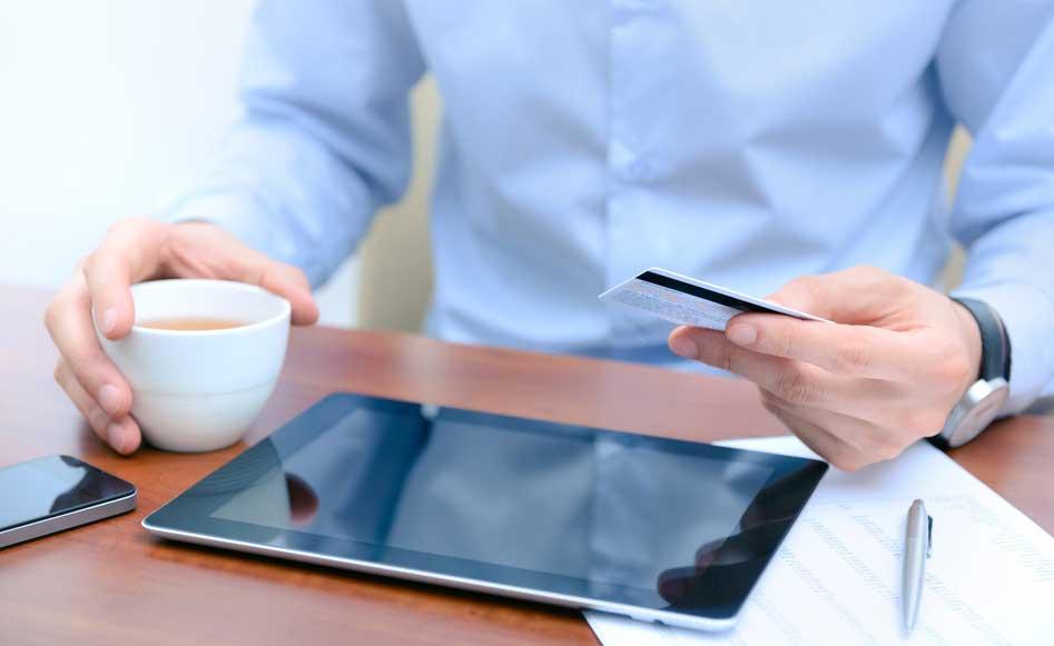 comprar desde un tablet