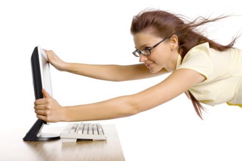 mujeres y tecnologia