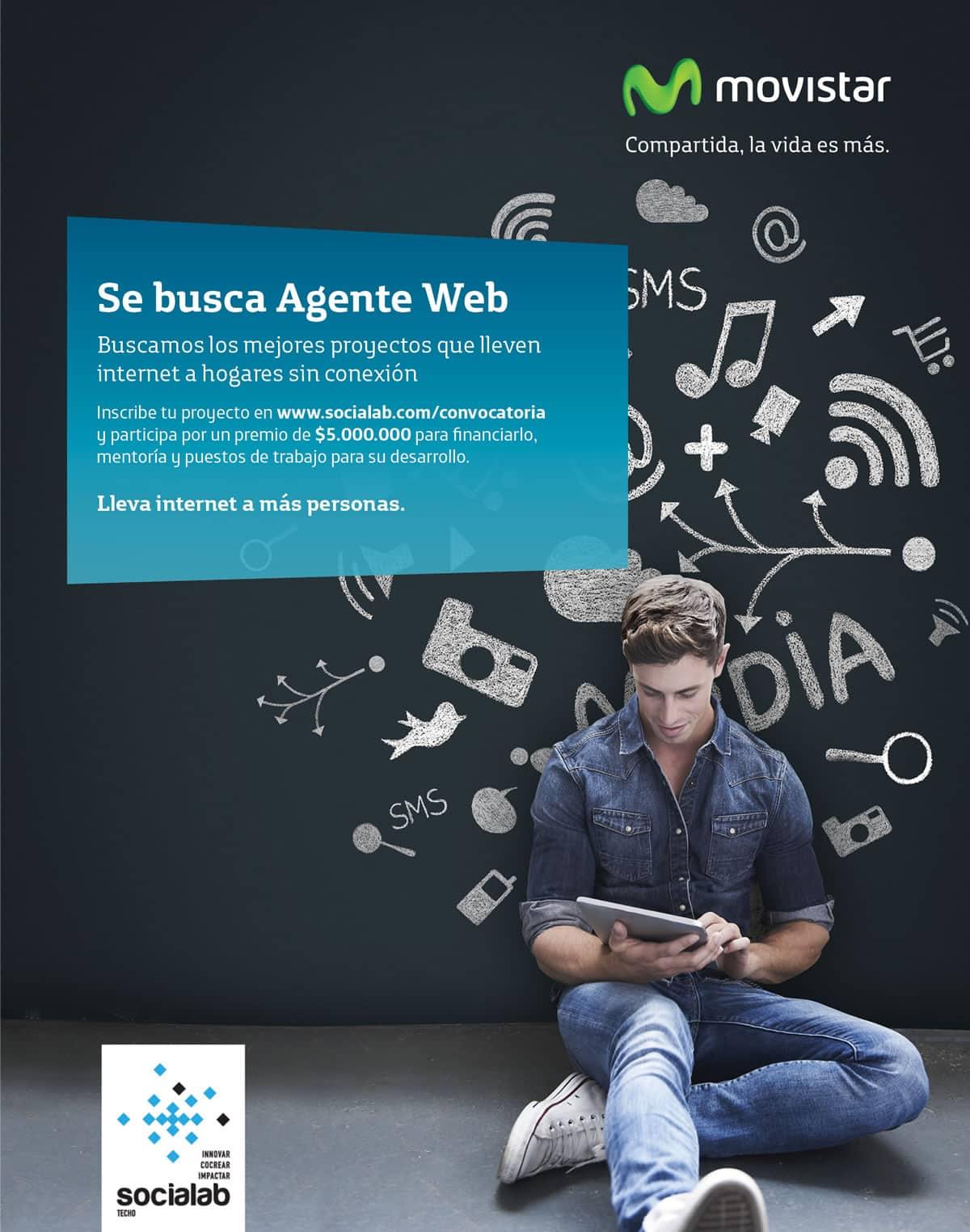 Agente Web Movistar
