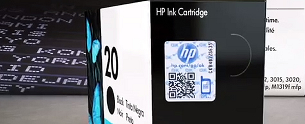 HP Cartucho (pirateria)