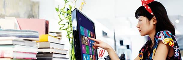 Usuario con Windows 8
